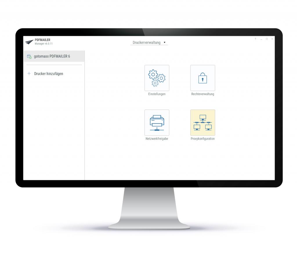 PDFMAILER - Services - PDF - Netzwerkverteilung inkl. Rechtevergabe