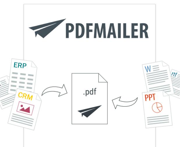 PDFMAILER - PDF-Software von gotomaxx